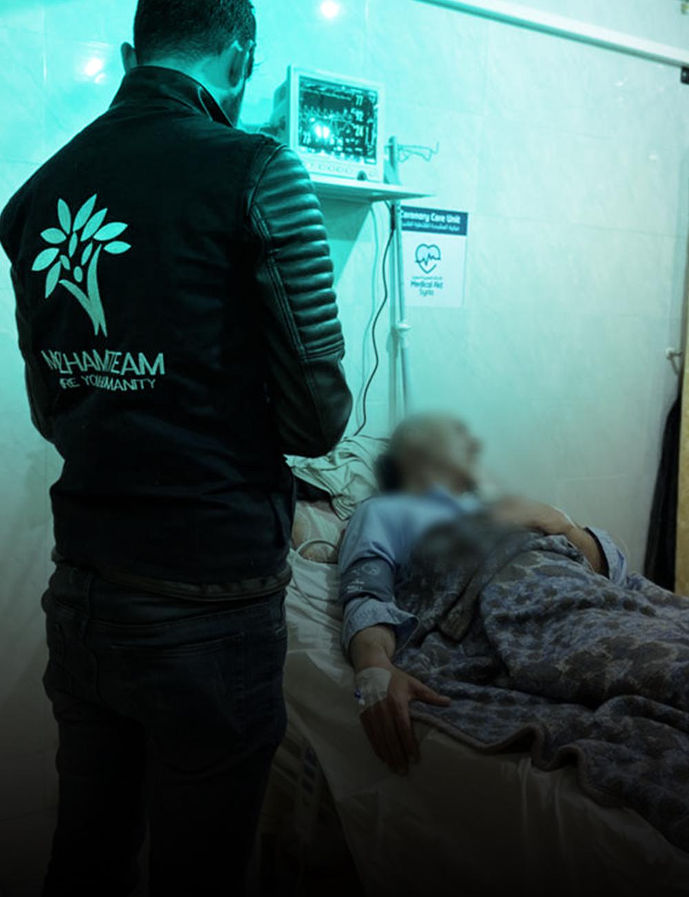 250 dringende medizinische Fälle - Ramadan 2021